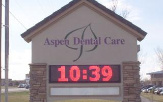 Aspen Dental Sign