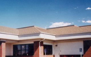 Idaho Heart Institute Front Entrance