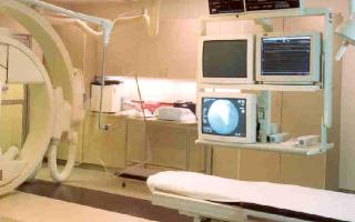 Idaho Heart Institute Scanning Room